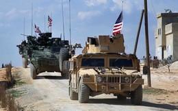 Bí hiểm việc lực lượng Chính phủ Syria tích tụ quân sự gần vị trí lính Mỹ đóng quân