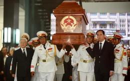 Video: Tổng Bí thư Nguyễn Phú Trọng đọc điếu văn tiễn đưa nguyên Thủ tướng Phan Văn Khải