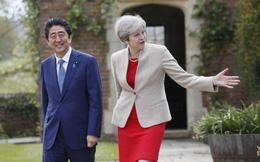 Thủ tướng Nhật tức giận vụ cựu điệp viên bị đầu độc tại Anh nhưng vẫn xích gần Nga