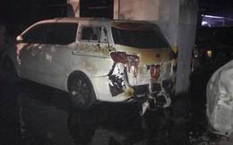 Hiện trường vụ cháy chung cư cao cấp khiến 13 người tử vong, 14 bị thương ở Sài Gòn