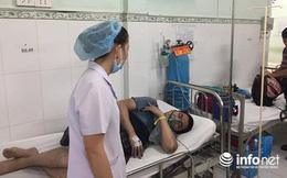 Báo cáo nhanh từ Sở Y tế TP.HCM: Hơn 60 người đang cấp cứu sau vụ cháy chung cư