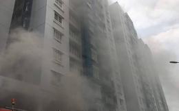 Ai sẽ bồi thường thiệt hại tiền tỷ ở Carina Plaza sau vụ cháy?