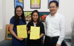 Nhà báo Tạ Bích Loan đăng ký hiến tạng