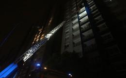 Cư dân Carina Plaza chưa bao giờ được hướng dẫn an toàn cháy nổ?
