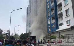 Bộ xây dựng chỉ đạo kiểm tra độ an toàn của chung cư Carina