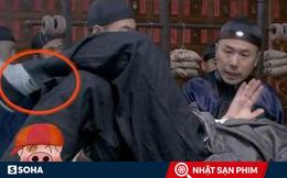 """""""Sạn"""" vô duyên trong phim Hoa ngữ: Thời cổ xuất hiện hộp gà rán, lốp xe cao su"""