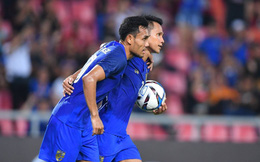 Chơi kiên cường, Thái Lan suýt gây bất ngờ trước đối thủ top đầu thế giới