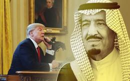 """Muốn rút Mỹ khỏi cuộc chiến Syria, Tổng thống Trump """"ra giá"""" 4 tỉ USD với vua Ả rập Saudi"""
