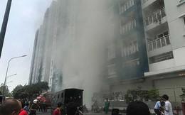 An toàn cháy nổ chung cư: Phụ thuộc lớn vào chủ đầu tư
