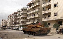Cận cảnh Thổ Nhĩ Kỳ đánh bại người Kurd, kiểm soát Afrin (Syria)