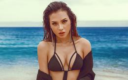 Diện bikini, Phương Trinh Jolie khoe thân hình nóng bỏng