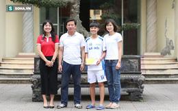 Món quà ấm lòng dành cho cầu thủ Việt có hoàn cảnh khó khăn