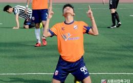 Cựu tuyển thủ U23 Việt Nam lập công ngay trận đầu khoác áo đội bóng Hàn Quốc