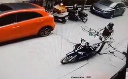 Choáng với những màn trộm xe đạp, điếu cày của những tên trộm 'sang chảnh'
