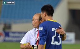"""Mang theo 3 thủ môn, HLV Park Hang-seo vẫn suýt phải """"dở khóc dở cười"""" như Hữu Thắng"""