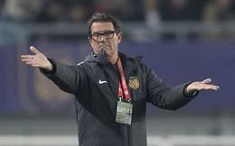 Đội bóng Trung Quốc sa thải 'cáo già' Capello
