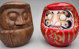 Trông rùng rợn là thế nhưng ít ai ngờ loại búp bê này được coi là báu vật, thần may mắn của người Nhật Bản