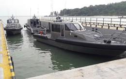 Mỹ chuyển giao 6 xuồng tuần tra phản ứng nhanh cho Cảnh sát biển Việt Nam