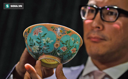Bát gốm của vua Khang Hy được dự đoán phá kỷ lục bán đấu giá, ở mức hàng chục triệu USD