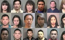 Mỹ bắt giữ nhiều người gốc Việt trong đường dây cờ bạc ở Houston