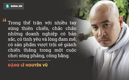 """Từng bị phản ứng vì """"ngông"""", ông chủ Trung Nguyên nghĩ gì về những người ném đá mình?"""