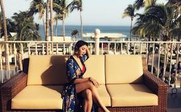 Hình ảnh quyến rũ ở tuổi 30 của siêu mẫu Ngọc Quyên sau khi rời showbiz