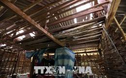 Điện Biên hỗ trợ người dân khắc phục hậu quả dông lốc