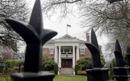 Đóng cửa lãnh sự quán ở Mỹ, Nga từ chối hạ quốc kỳ