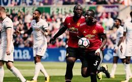 """Tường thuật clip Man United - Swansea: Quỷ đỏ """"lên đồng"""", xé nát đối phương"""