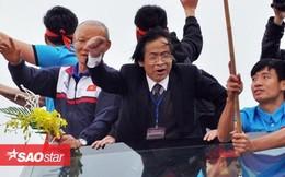 Không phải bầu Đức, ông Nguyễn Lân Trung chọn 'người đặc biệt' làm tân Chủ tịch VFF