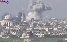 Nga dùng bom phá boongke thổi bay căn cứ dưới lòng đất của phiến quân ở Hama
