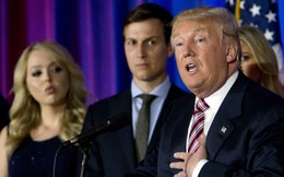 Vì sao Donald Trump muốn tống con rể khỏi Nhà Trắng?