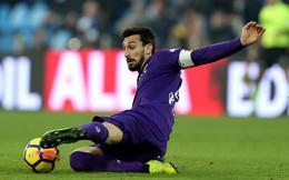 NÓNG: Đội trưởng Fiorentina đột tử, cả Serie A bàng hoàng