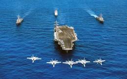 Đoàn công tác liên ngành Việt Nam thăm tàu sân bay Hoa Kỳ USS Carl Vinson