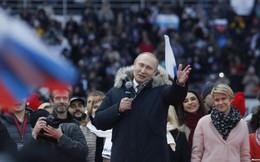 Tổng thống Putin: Thế kỷ 21 sẽ là kỷ nguyên những thắng lợi của nước Nga