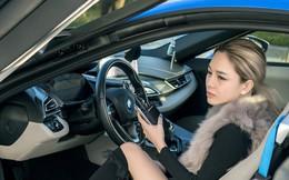 """Chân dung bóng hồng duy nhất """"cầm cương"""" siêu xe trong hành trình Car & Passion 2018"""