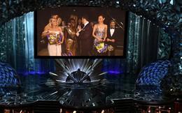 """Dàn sao hạng A Hollywood bất ngờ """"bỏ"""" Oscar, ập đến rạp chiếu phim đối diện"""