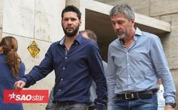 Anh trai Messi lần thứ 2 'xộ khám' trong vòng 3 tháng