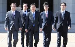 Lãnh đạo Kim Jong-un ăn tối với đặc phái viên cấp cao của tổng thống Hàn Quốc
