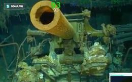 Tỷ phú công nghệ tìm thấy tàu chiến Mỹ sau hơn 7 thập kỷ chìm dưới đáy biển