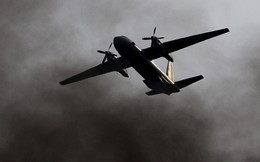 Máy bay vận tải Nga rơi tại Syria, toàn bộ 32 người thiệt mạng