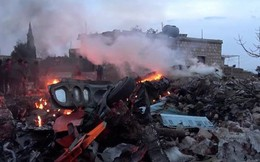 Máy bay quân sự Nga vừa rơi tại Syria là loại gì?