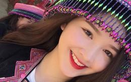 """""""Cô gái dân tộc"""" với nụ cười siêu xinh này đang được """"xin link"""" nhiều nhất Facebook"""