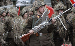 Súng bộ binh của Quân đội Triều Tiên: Những điều ngạc nhiên và ấn tượng