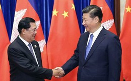 Campuchia và Trung Quốc sẽ tập trận bắn đạn thật trong nửa tháng
