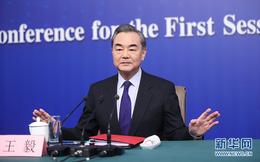 Ngoại trưởng TQ họp báo sáng nay: Quan hệ Trung-Nga không có tốt nhất, chỉ có tốt hơn