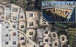 """Ngôi làng """"chuột chũi"""" kỳ lạ, hàng trăm năm nay người dân sống lẩn khuất sâu trong lòng đất"""