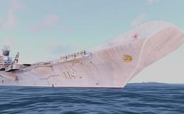 Liên Xô từng chế tạo siêu tàu sân bay hạt nhân mạnh ngang ngửa USS Carl Vinson