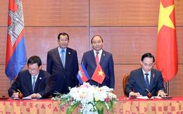 Việt Nam – Campuchia quyết tâm pháp lý hóa 84% thành quả phân giới, cắm mốc