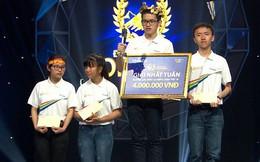 Nam sinh phá kỷ lục chương trình Olympia sau 17 năm, thêm một thí sinh ra về với 0 điểm